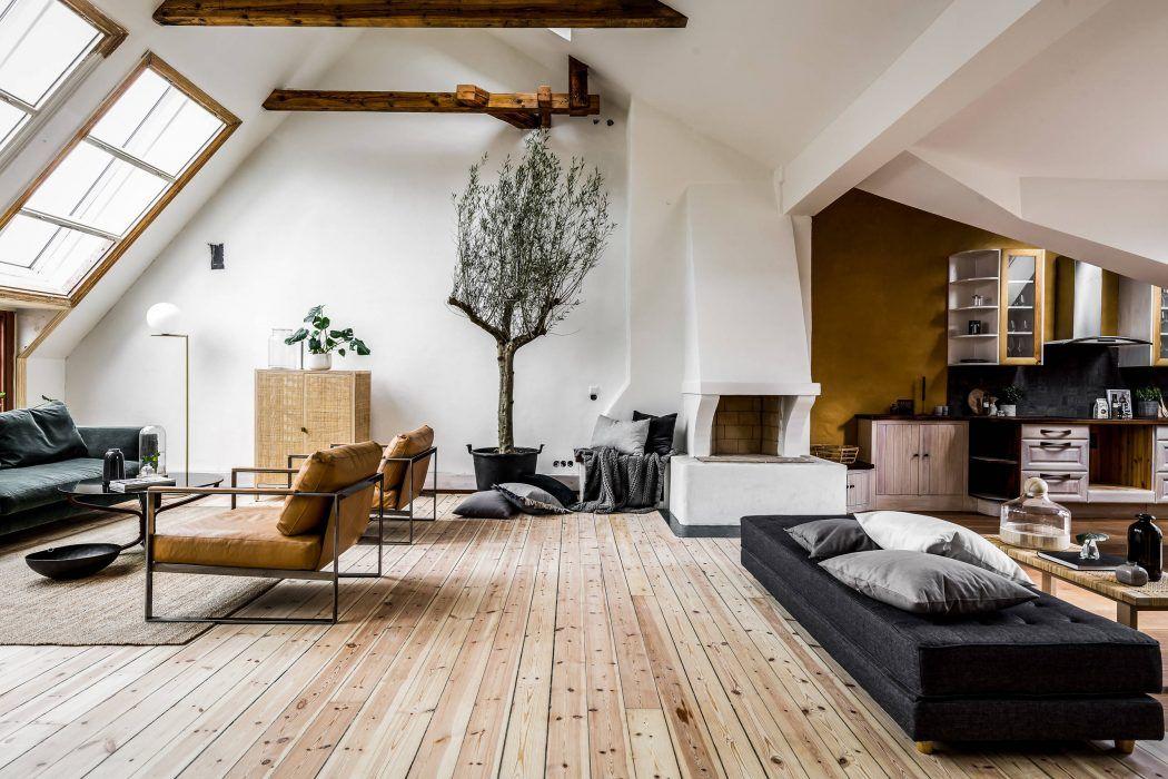 Riddargatan Apartment By Henrik Nero. Haus EinrichtenModerne ...