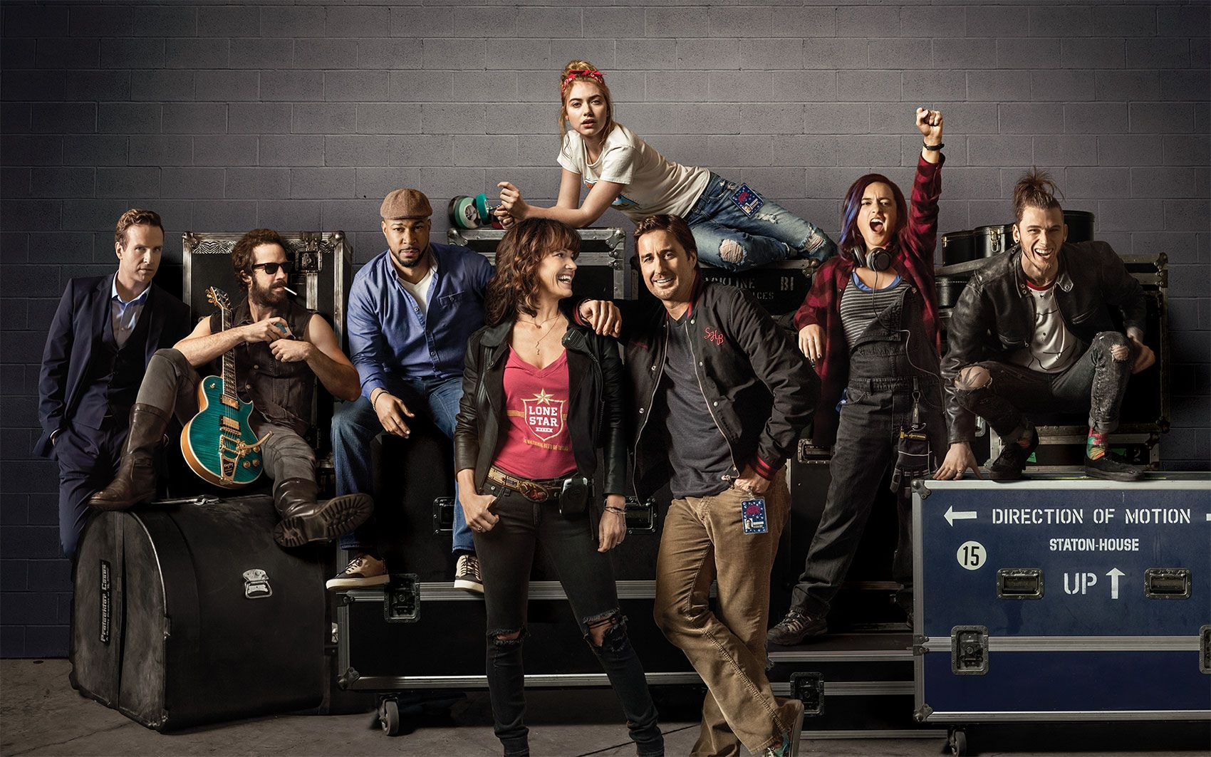 Roadies bummed they canceled this Showtime show. Relate