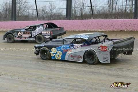 how to build a dirt track stock car