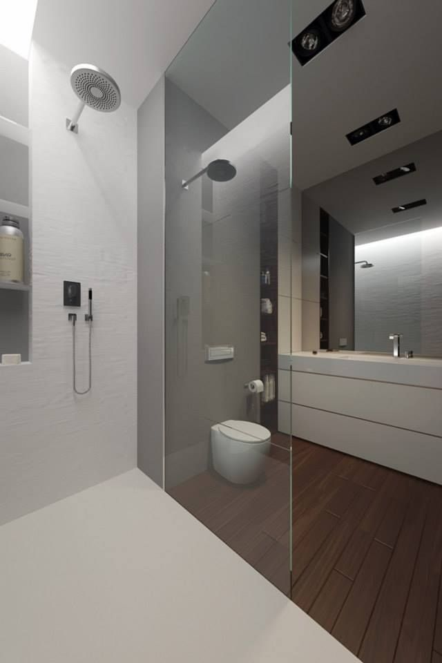 Line architects angle 40 spatial pinterest bagno for Bagni case moderne