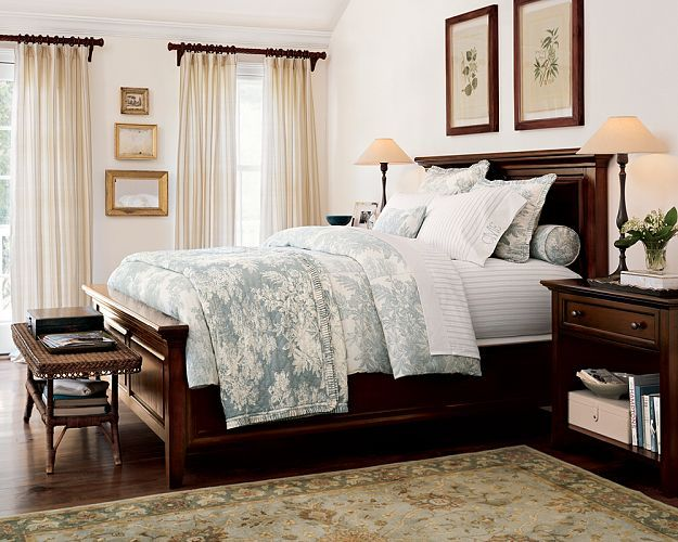Traditional Master Bedroom Decorating Ideas | Saturday, September 8th 2012.  | Bedroom , Designs