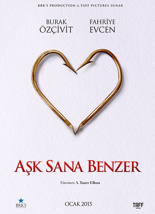 Ask Sana Benzer Aska Guzel Bir Dokunus Movie Lover Film Movie Heart Ring