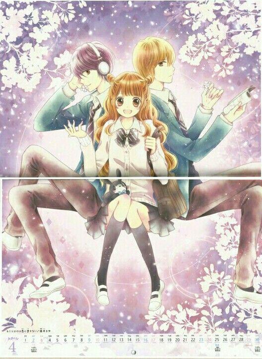 #KimiToDakeWaKoiNiOchinai #Subaru #MayuSakai #manga #Shojo