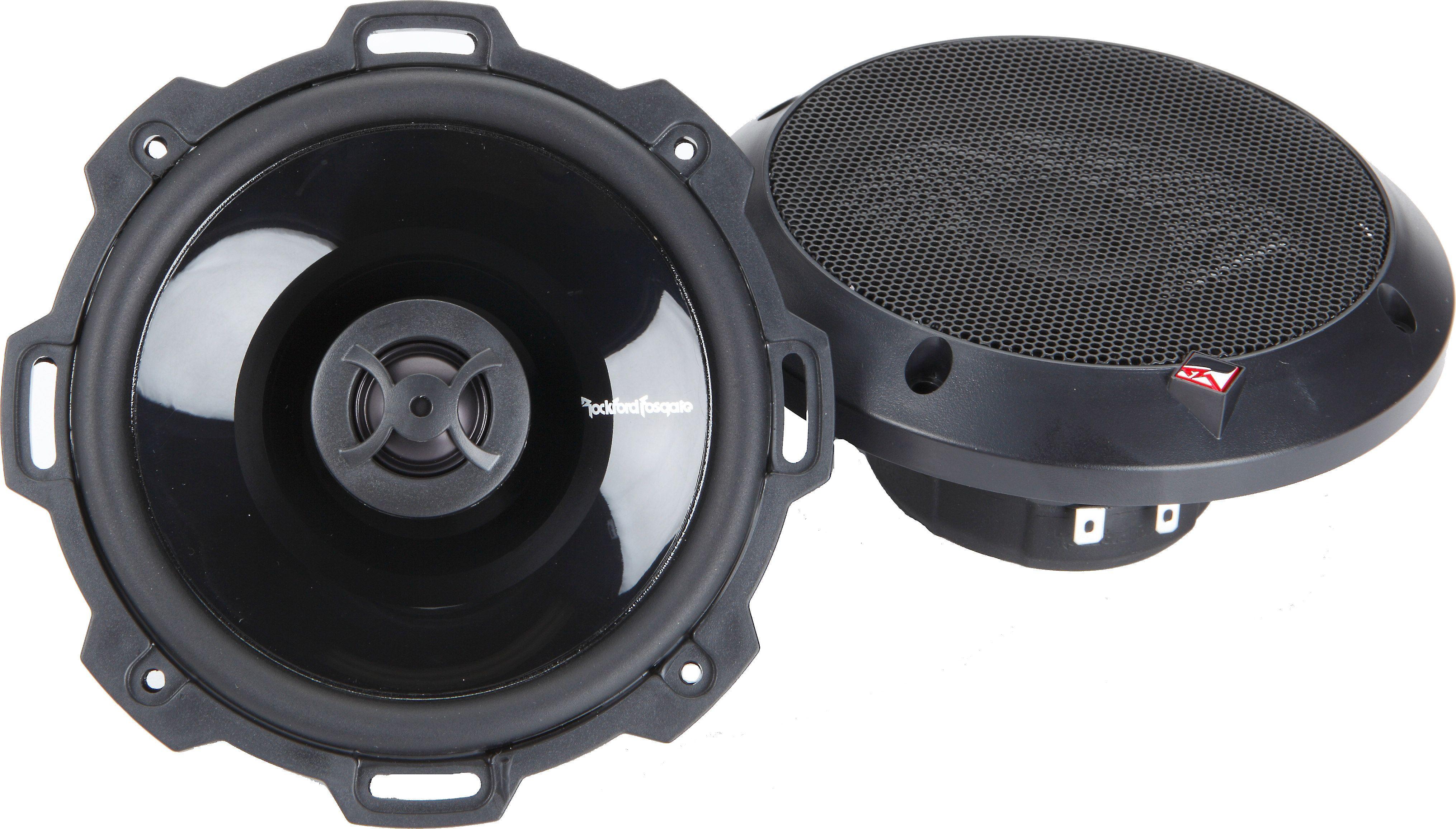 Rockford Fosgate P152 Punch Series 5 1 4 2 Way Car Speakers At Crutchfield Rockford Fosgate Rockford Speaker
