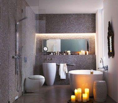 La Douche Italienne Inspire La Salle De Bain Bathroom inspiration
