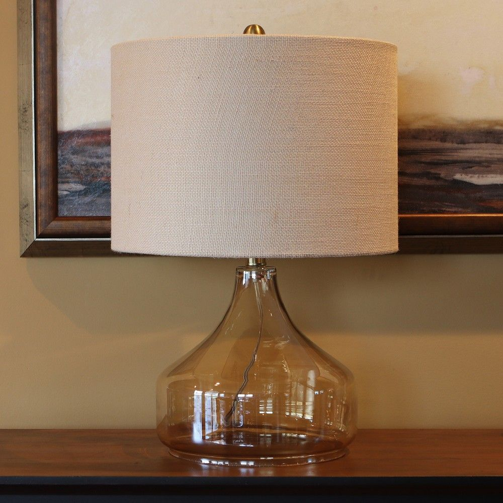 Dale Lamp Clear And Black Lamp Simple Lighting Table Lamp Design