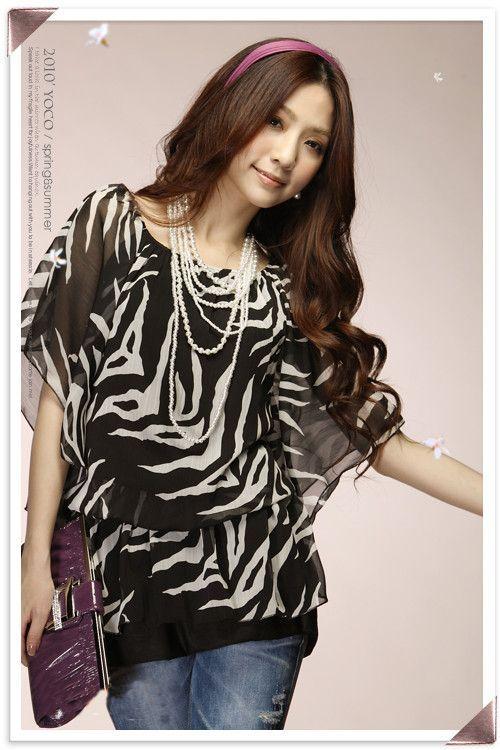 42299cce09 Una hermosa blusa con manga murcielago..
