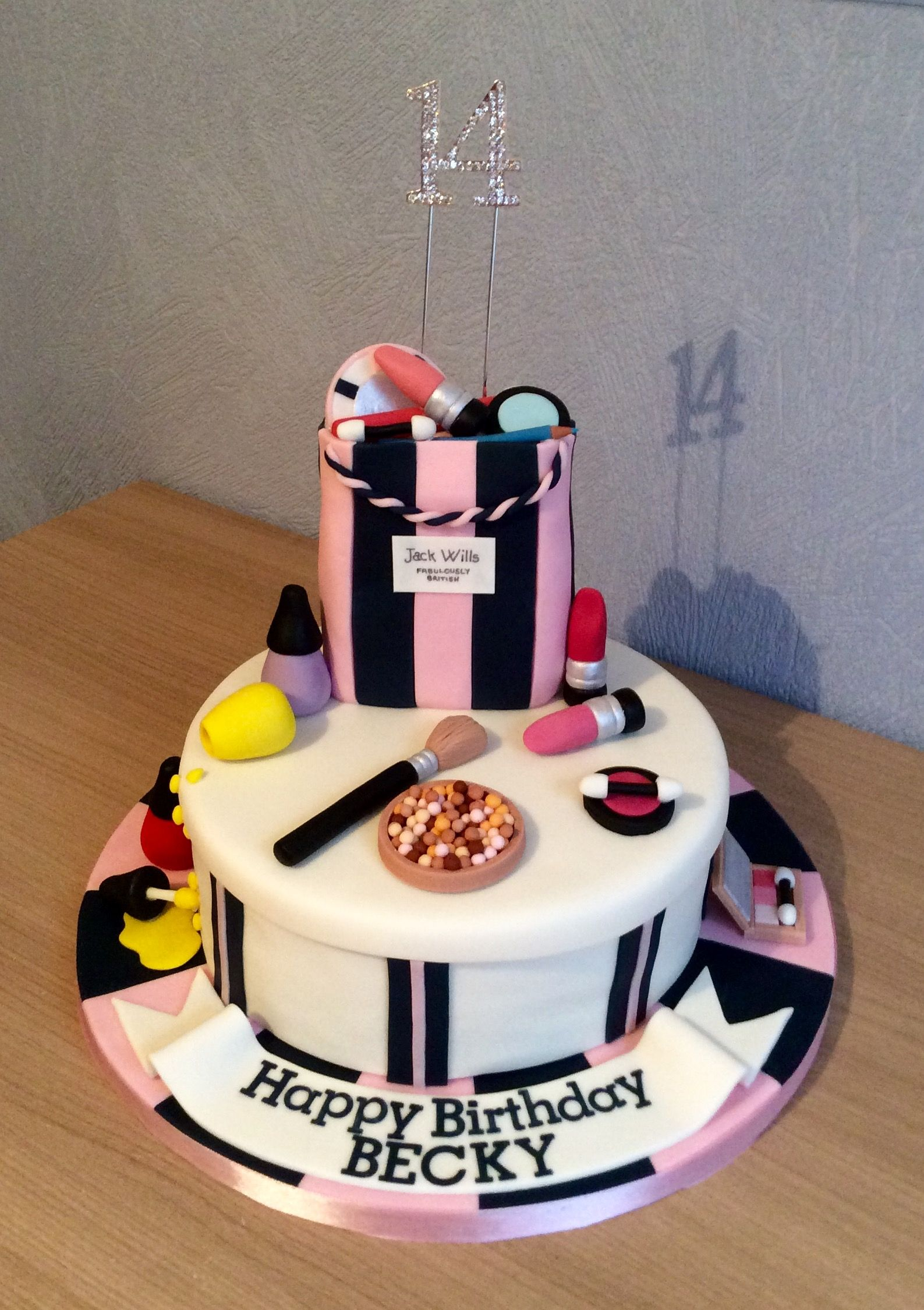 Jack Wills Cake