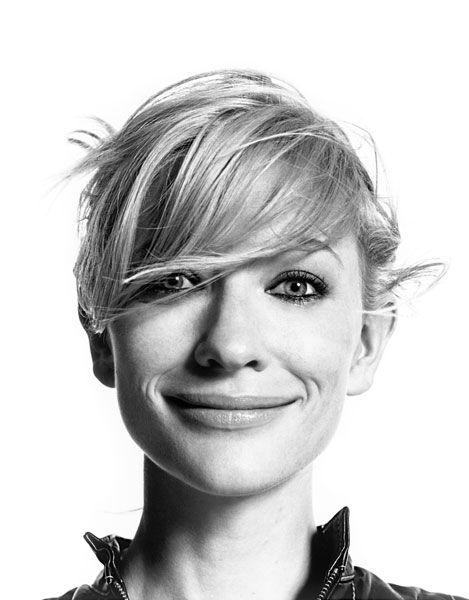 Cate Blanchett - my favourite actress
