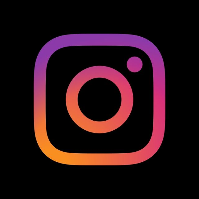 Instagram Icon Instagram Logo Simple Icon Purple Icon Ig Icon Png And Vector With Transparent Background For Free Download Di 2020 Logo Keren Gambar Latar Belakang