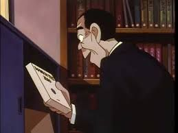 Detective Conan Season 2  Episode 51 - The Book Without Pages