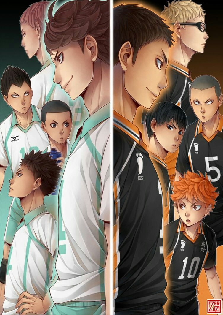 Pin De Thay Em Haikyuu Anime Animes Wallpapers Haikyuu