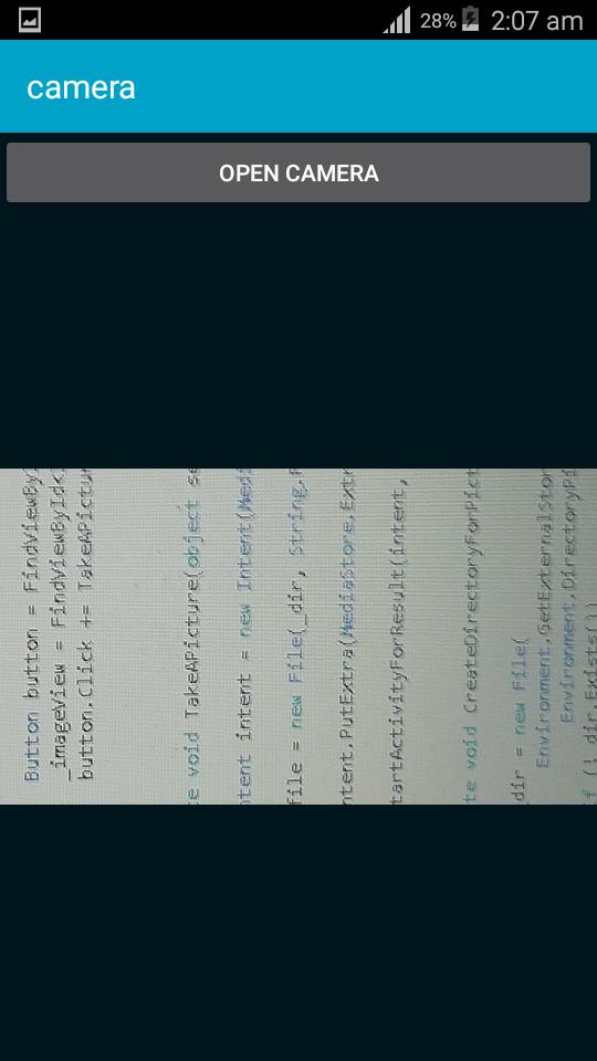 Xamarin ImageView Example Android(Wallpaper App) App