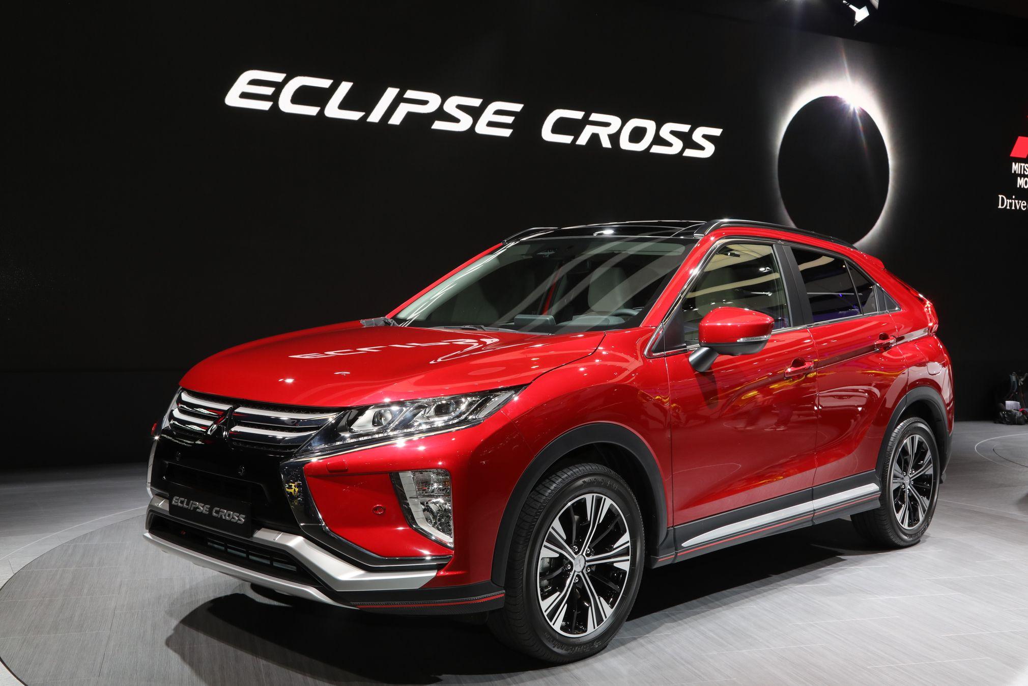Pin Oleh Tigaipstujuh Delapanempat Di 2018 Mitsubishi Eclipse Cross Engine And Price
