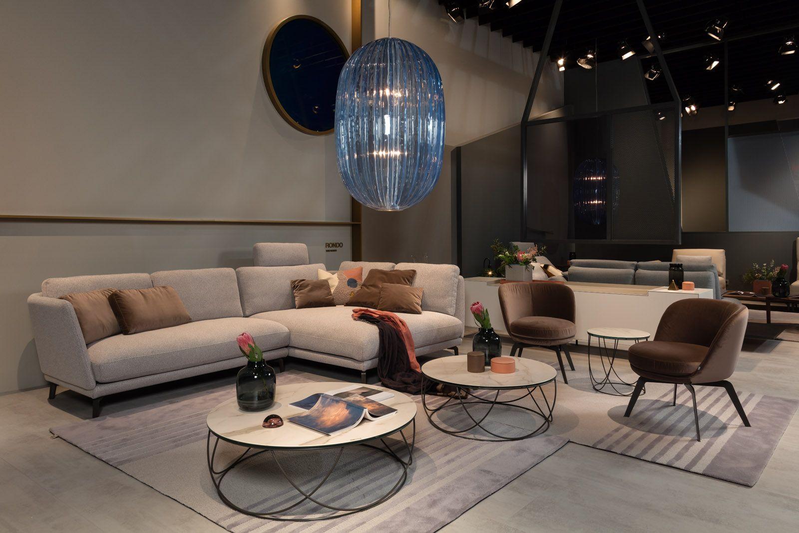 Rolf Benz Rondo Combines Elegance And Comfort Luxurysofa