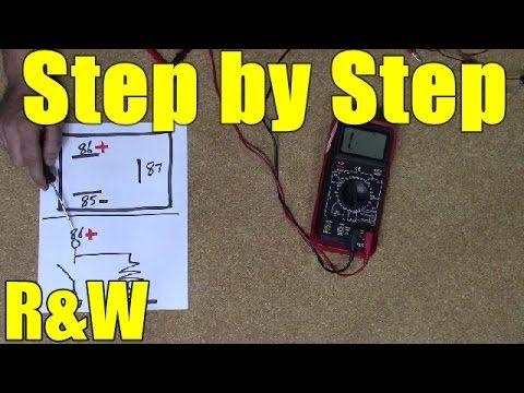 Pin On Multimeter Usage