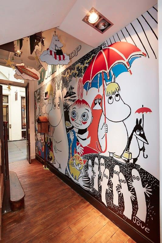 The Moomin Shop. | London Covent Garden | Pinterest | Moomin shop ...