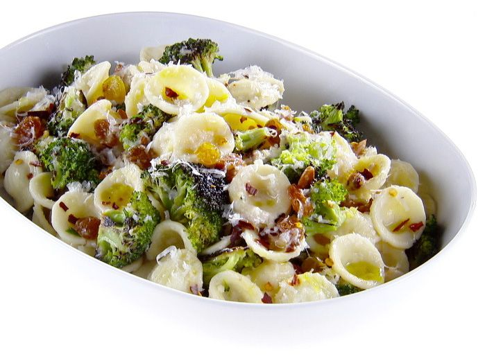 Orecchiette With Broccoli And Pecorino Recipe Food Network Chef