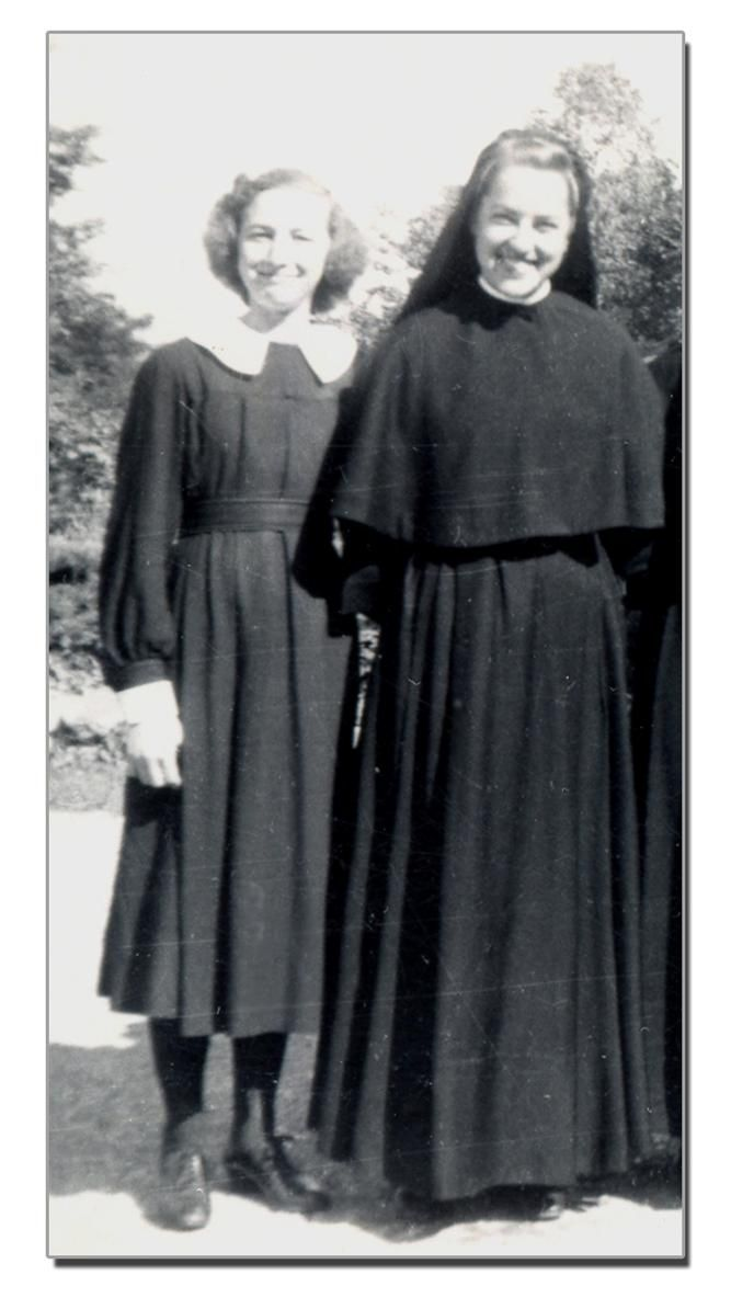 Franciscan Sister Of Christian Charity Sister Colette Hoadley Reminisces On Her 60th Jubilee As A Consecrated Woman Religi Christian Charities Sisters Catholic