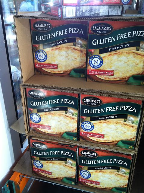 Sabatassos Cheese Pizza 1179 2 Pack Gluten Free Products At
