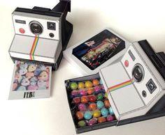 image regarding Polaroid Camera Printable identified as Printable Paper Polaroid Cameras paper writing Paper