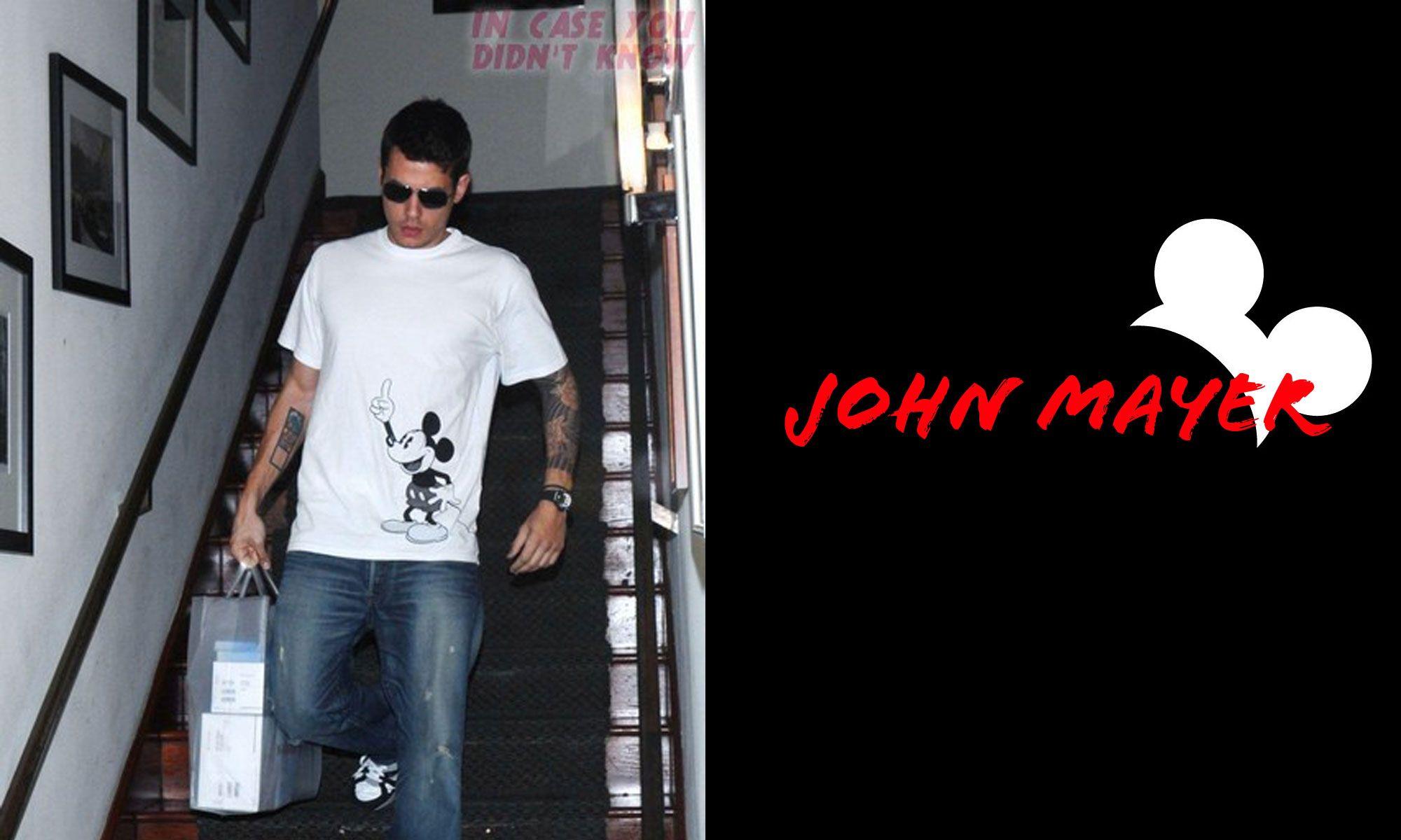 536f0cb2f77368 Celebrity  John Mayer - Louis Vuitton
