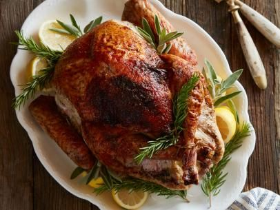 Photo of Dry-Brined Turkey With Classic Herb Butter