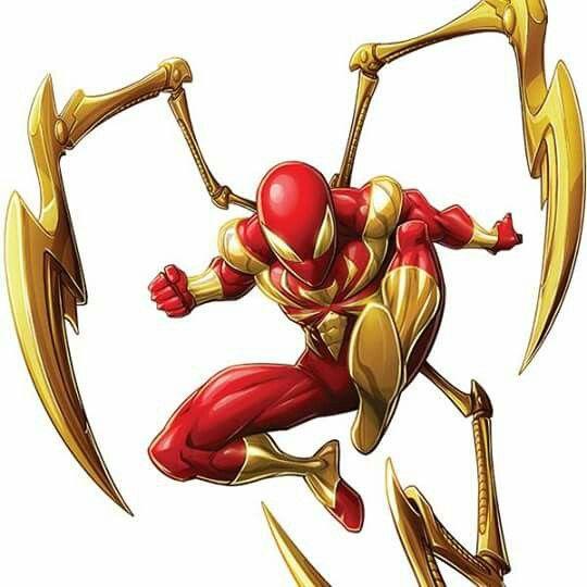 Iron Spider Marvel Spiderman Art Marvel Superhero Posters Spiderman Comic