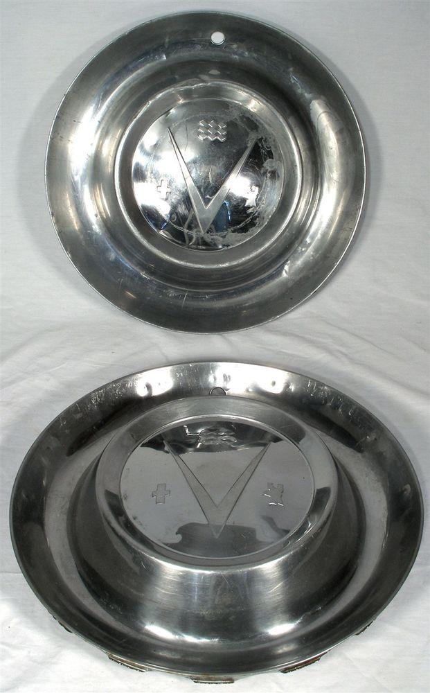 Original Vintage 1953 Buick Early Logo Deer Wheel Cover Auto Car Hub Caps 15 2 Hub Caps Wheel Cover Logo Deer