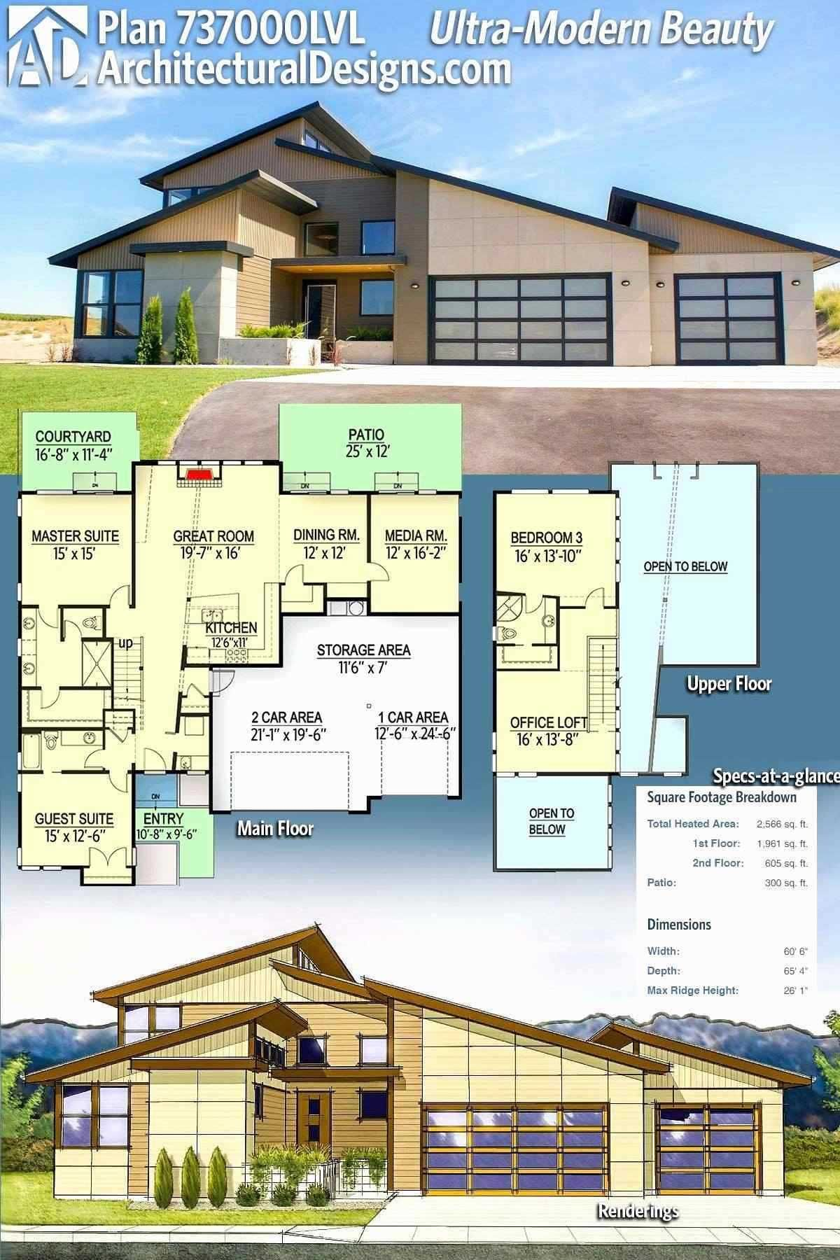 Country Style Farmhouse Modular Homes Awesome Country Style Farmhouse Modular Ho Architectural Design House Plans Contemporary House Plans Modern Floor Plans