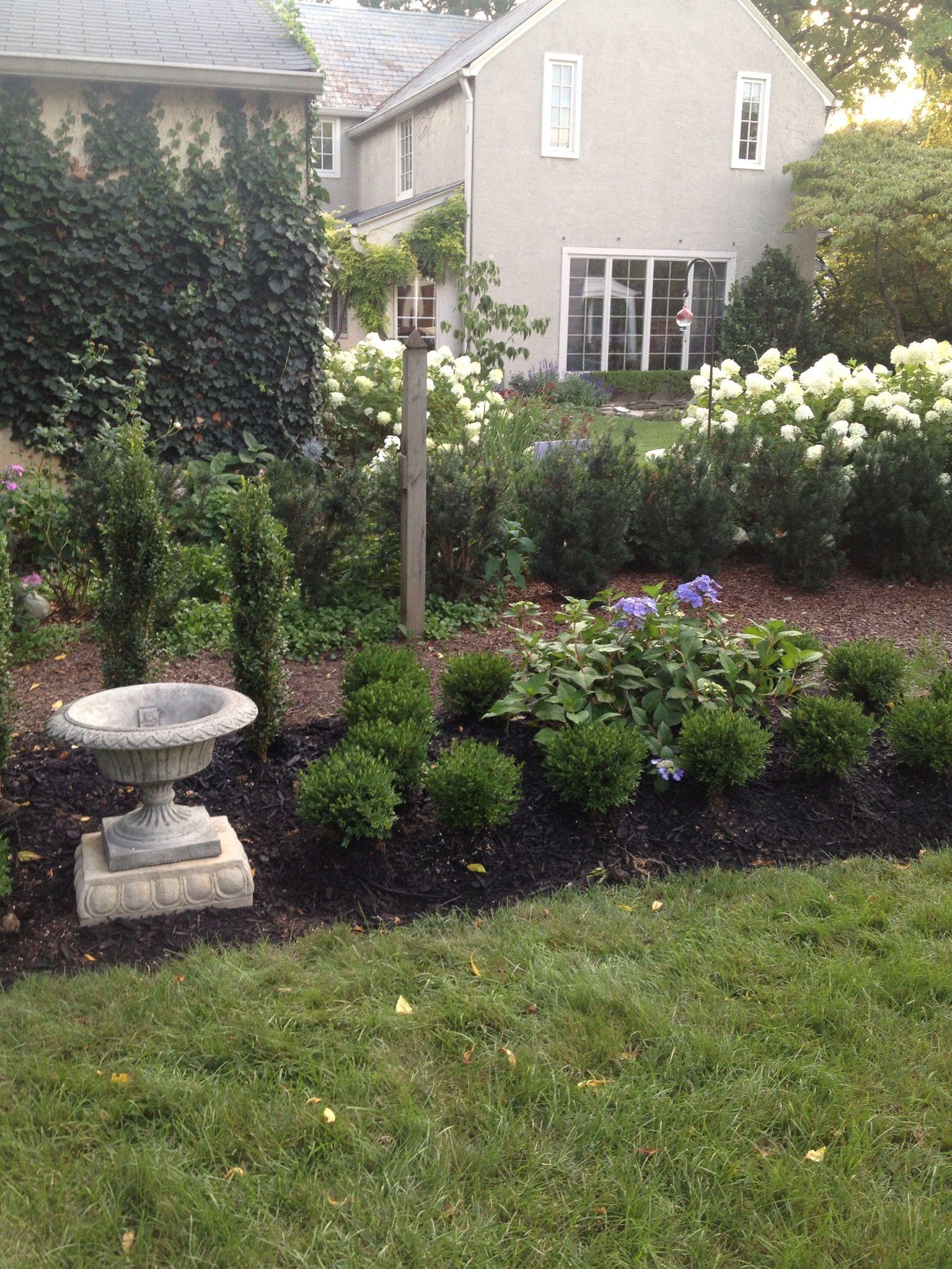 My Husbands Knot Garden Columbus Ohio Garden Outdoor Decor Outdoor