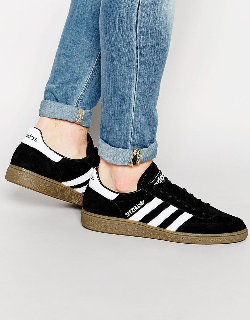 official photos 056a5 f2f03 adidas+Originals+Handball+Spezial+Trainers+551483