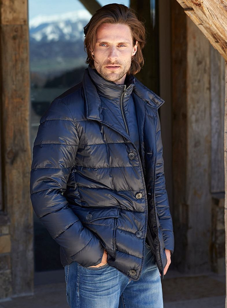 807bb6539f33 Men s Outwear  Tommy Dunn for Gorsuch F W 2014