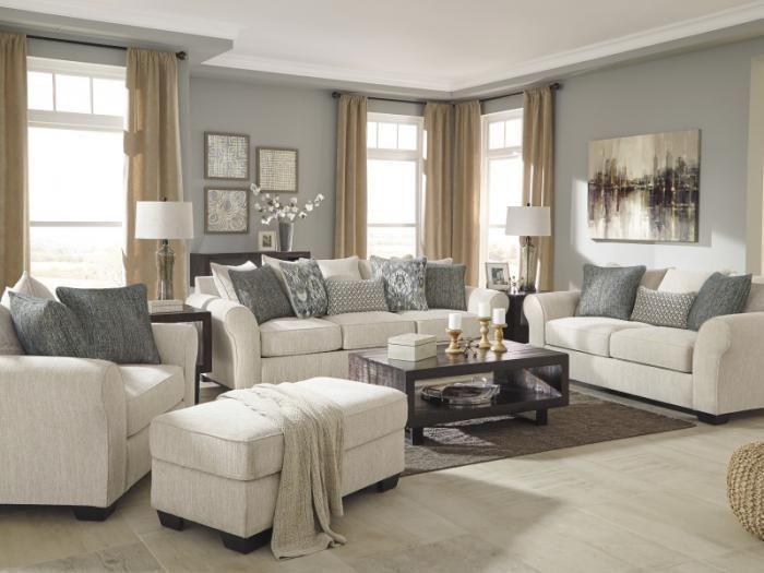 Entourage Sepia Sofa Taft Furniture Showcase Living Room Living