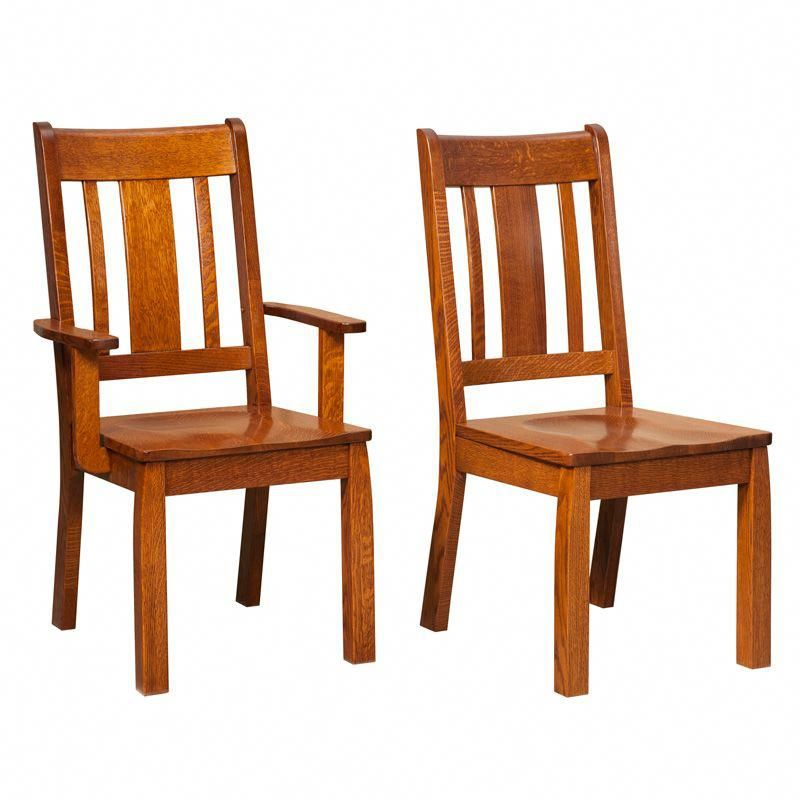 Bordeaux Dining Chairs Amish Furniture At The Shipshewana Co