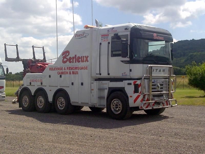 RENAULT MAGNUM TITAN Wreckers and tow trucks Pinterest