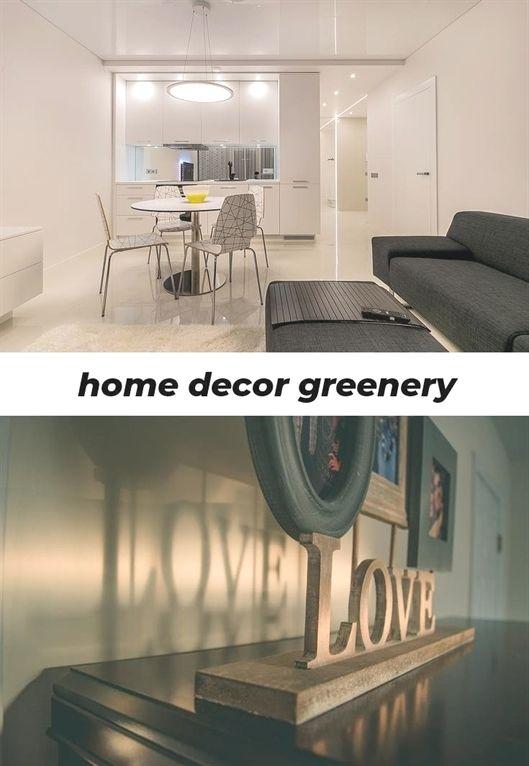 Home decor greenery tutorial expo waterfall also rh pinterest