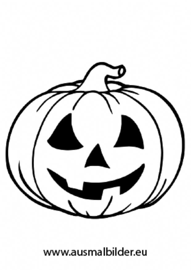 Ausmalbilder Halloween Kurbis Ausmalbild Ausmabilder Halloween Kurbis Coloringpages Colorin Coloring Pages Halloween Coloring Pages Fall Coloring Pages