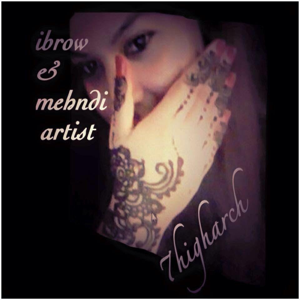 Mehndi Art by #7higharch