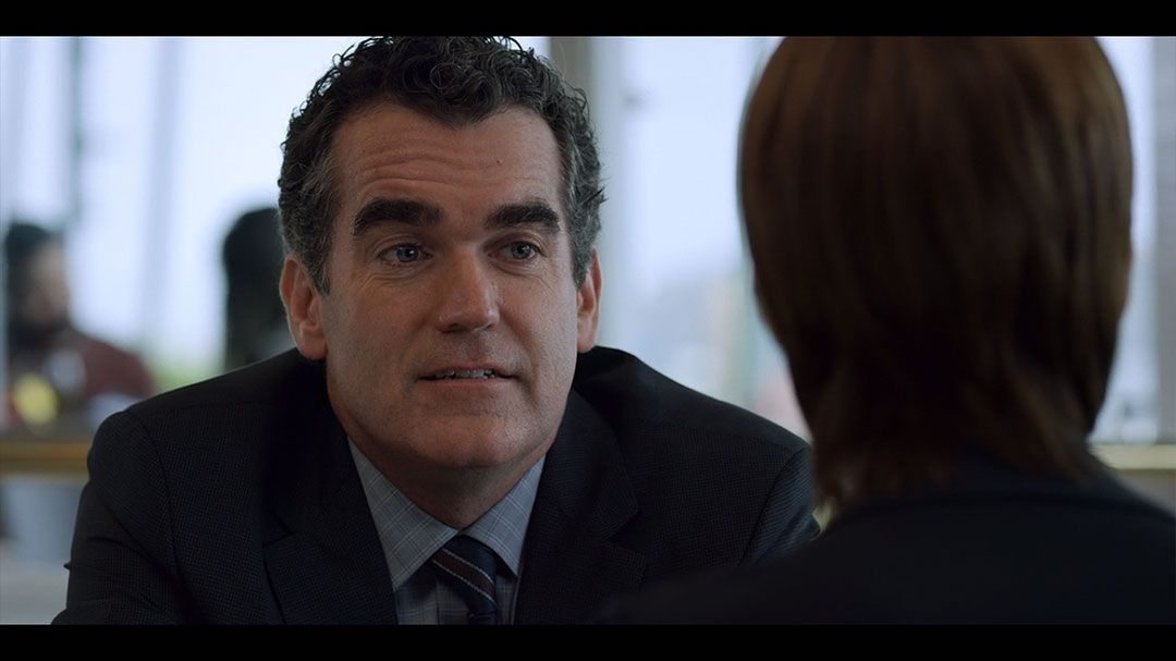 Brian D Arcy James As Andy Baker In Season 2 Episode 7 Of 13