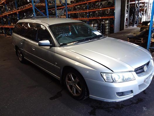 NOW WRECKED 2005 VZ COMMODORE 3 6L AUTOMATIC WAGON STOCK NUMBER