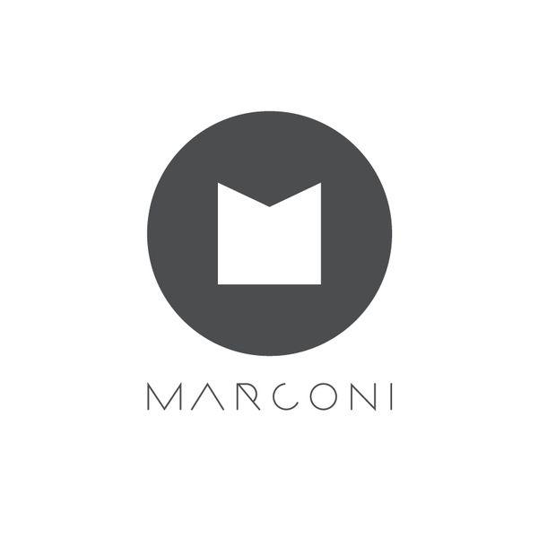 Marconi Personal Identity by Frederico Cardoso, via Behance