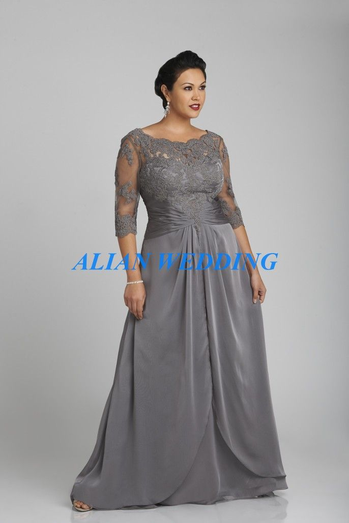 Find More Mother of the Bride Dresses Information about Plus Size ...