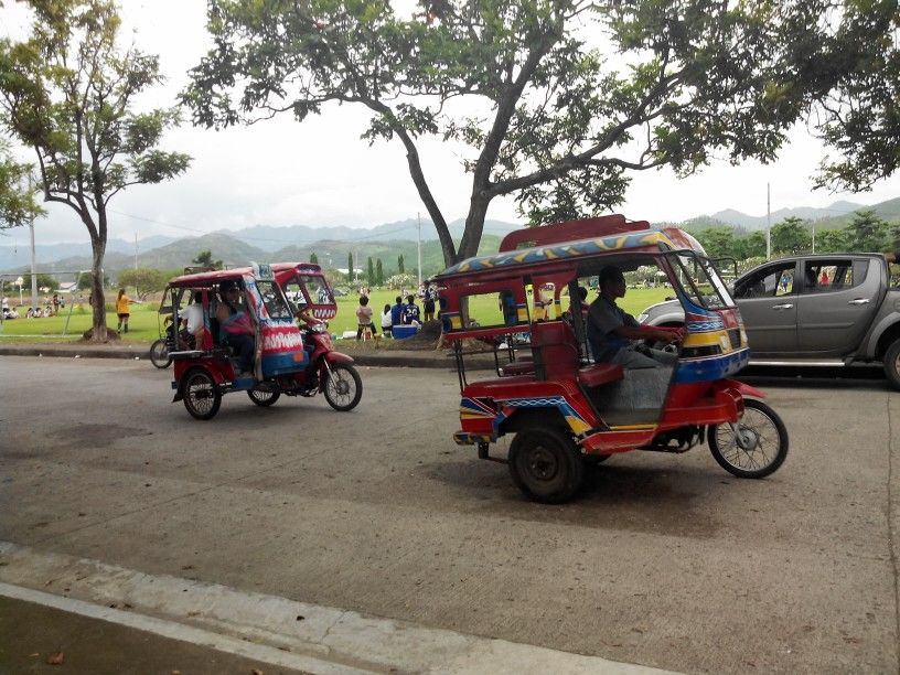 Tricycles of San Carlos City, Negros Occidental  Philippines | The