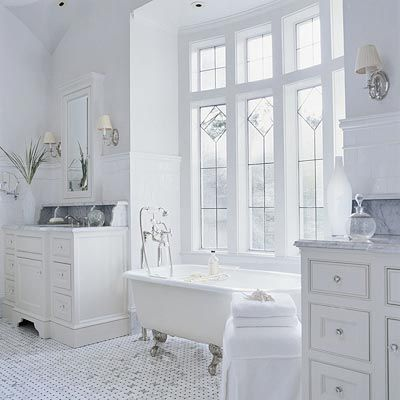 gorgeous claws… (with images) | white master bathroom