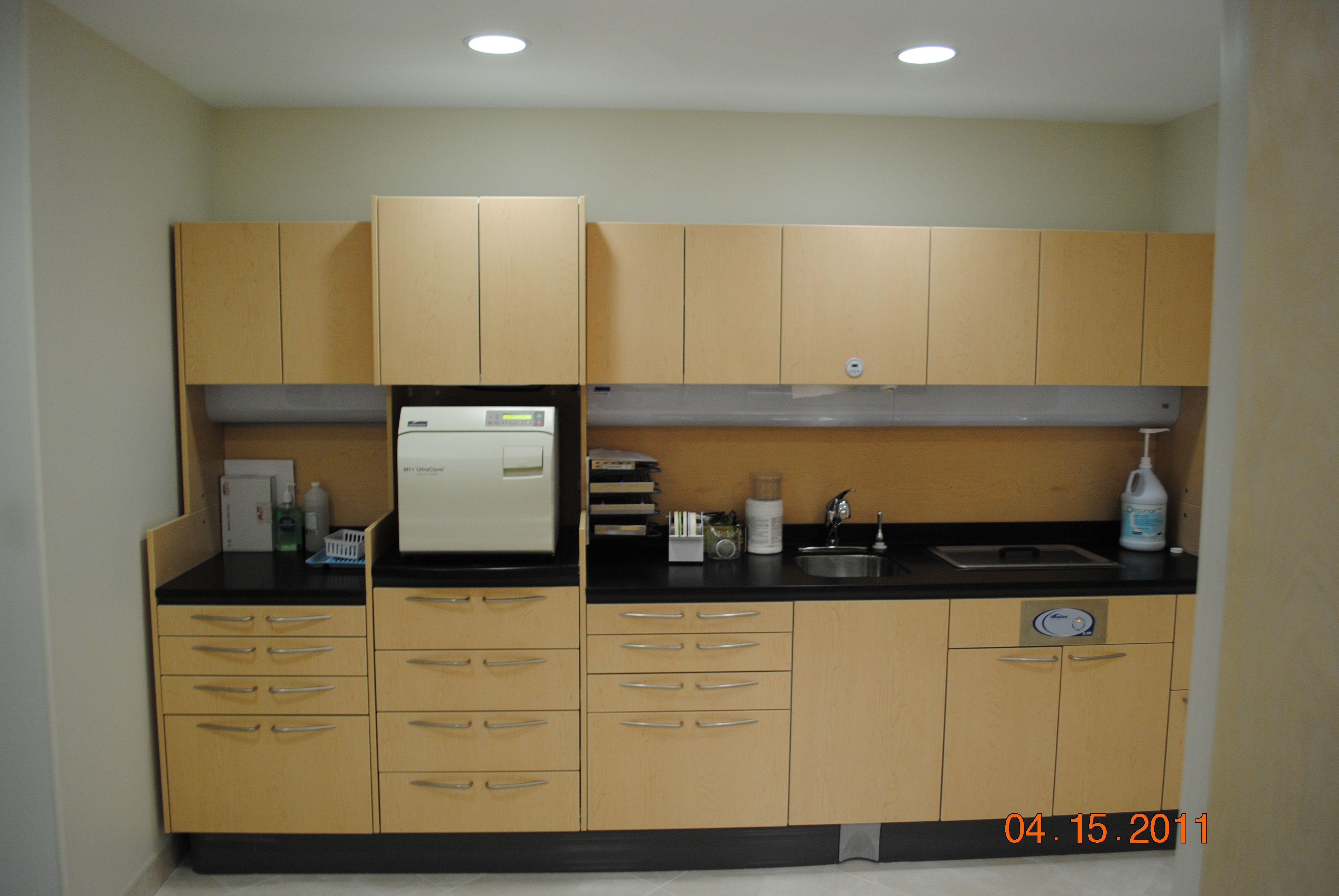 Cabinets Dr Allen