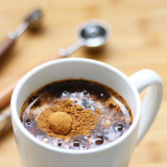 Make Your Own Signature Pumpkin Spice Latte, Espresso And