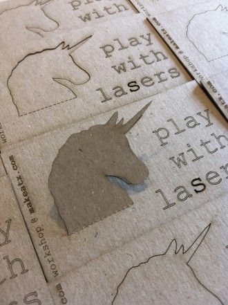 Play with lasers!  Laser cutting class in East Austin