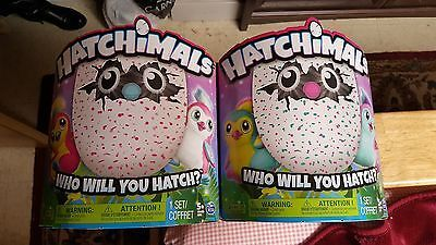 2 HATCHIMALS BOTH PENGUALAS BOTH DIFFERENT BNIB https://t.co/YYsUwlB6jg https://t.co/QOoR3lvn5z