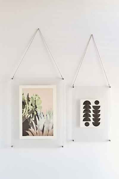 Acrylic Hanging Display Frame in 2018 | Cottage Shopping | Pinterest ...